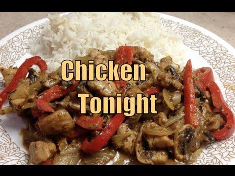 Country Style French Chicken Tonight cheekyricho Tutorial