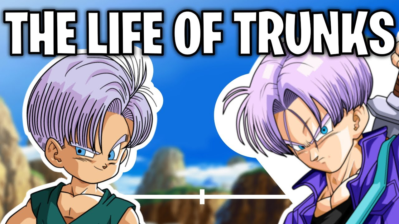 Download The Life Of Trunks (Dragon Ball)