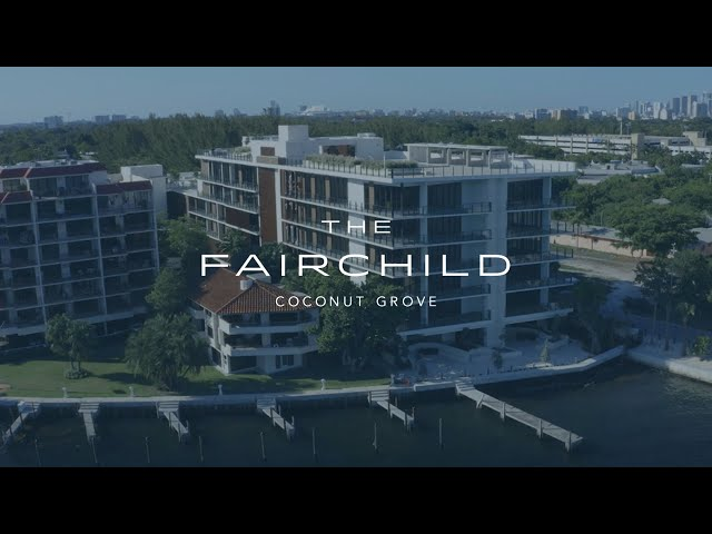 The Fairchild | Boutique Waterfront Condo In Coconut Grove
