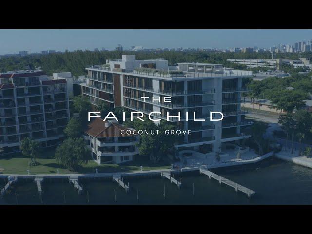 The Fairchild   Boutique Waterfront Condo In Coconut Grove
