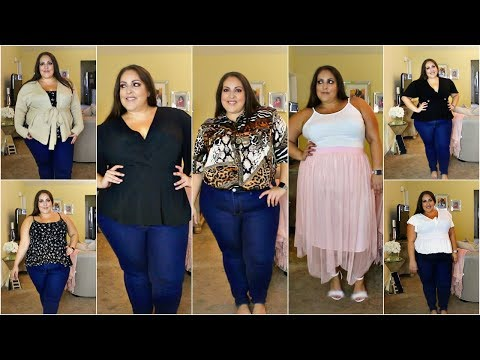 HUGE PLUS SIZE TRY-ON HAUL | BOOHOO | PLUS SIZE FASHION