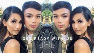 Get Ready With Us ft. LaViedUnPrince | BeautyyBird
