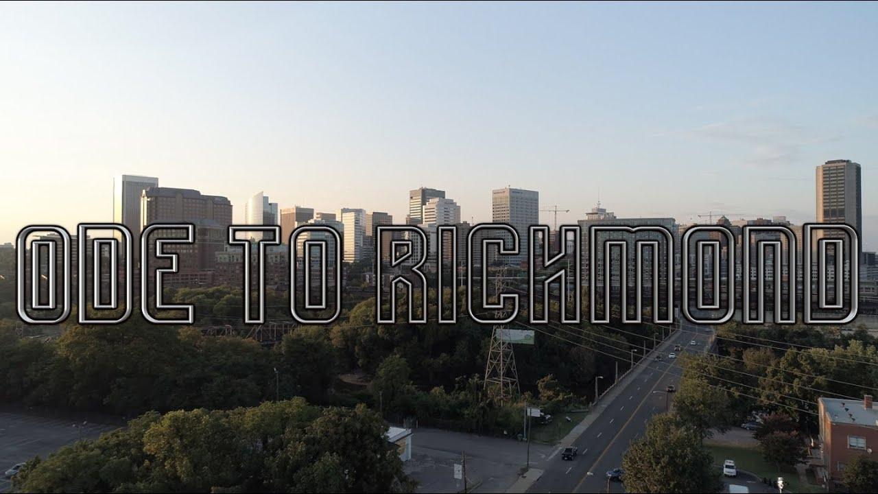 Garnett Boldin Ft. Roscoe Burnems  Ode to Richmond (Official Video)