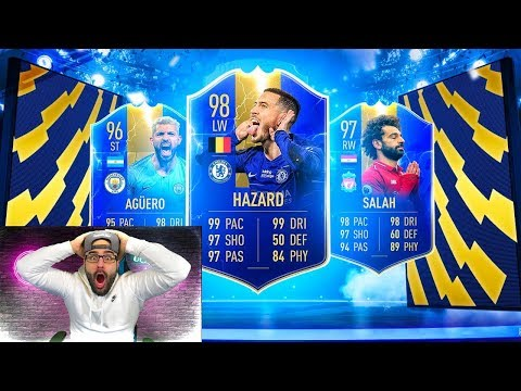 OMG I PACKED 2 INSANE EPL TOTS! FIFA 19 Ultimate Team