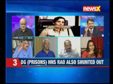 Nation at 9: Whistleblower DIG Roopa transferred; is Karnataka CM trying to shield Sasikala?