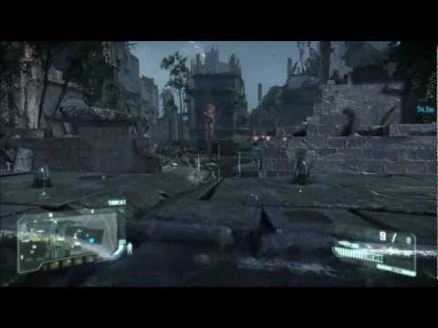 Hex Play's: Crysis 3 Ep. 25: VTOL RIDING!!