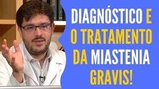 Qual o Tratamento Para Miastenia Gravis