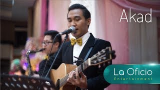 Download Akad - Payung Teduh (Cover) by La Oficio Entertainment, Wedding Band Jakarta