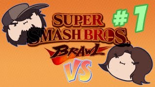 Game Grumps VS - Smash Brothers Brawl - PART 1