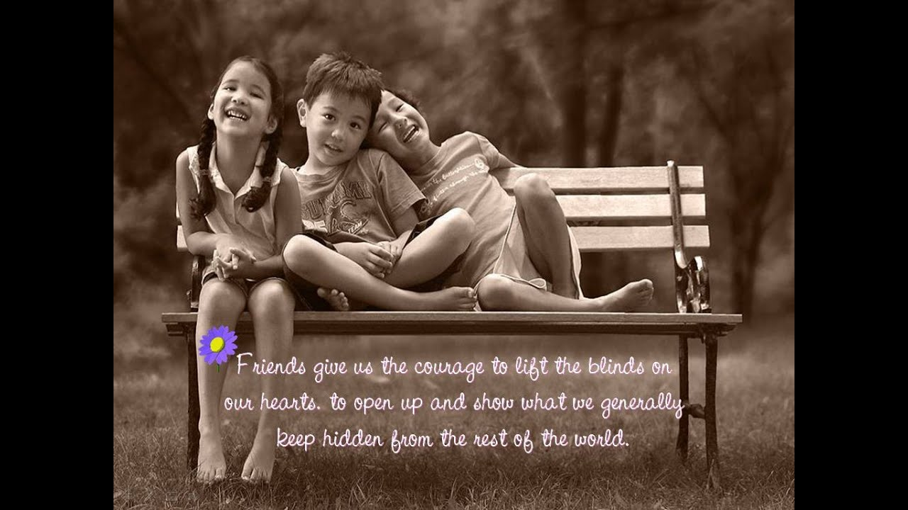 Cute Quotes About Friendship Best Quotations About Friendship