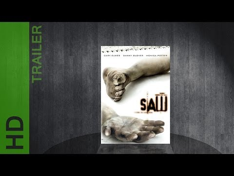 Saw 1 (2005) - Offizieller Trailer - HD 1080p - German / Deutsch