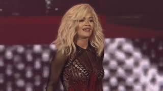 Rita Ora ~ Anywhere (Coca-Cola Music Experience Fan Edition) (Live) 2018