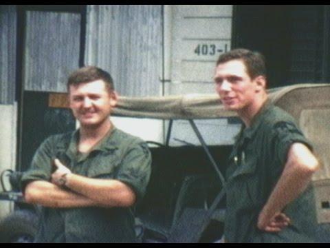 Vietnam War Home Movies 1968 Nha Trang 1st Field Force IFFORCEV