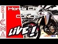 Honda Africa Twin Sport Concept | Live da Eicma 2016