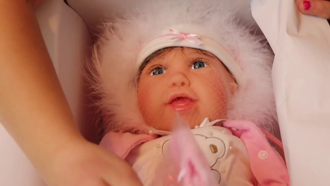 19ccb5667 Paradise Galleries Unboxing ADORABLE Baby Dolls + Paradise Galleries  Giveaway