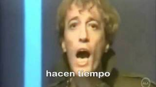 Robin Gibb - Boys Do Fall In Love Subtitulado