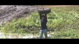 Гонка на внедорожниках «Русское поле 2013» Кунгур, Пермский край) Экстрим 4x4(Race on SUVs