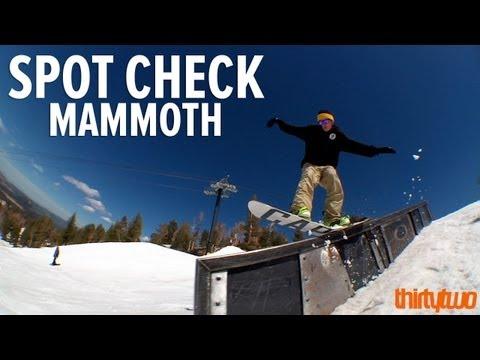 45506e9884a6 Spot Check Mammoth - April 2013 - YouTube