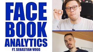 🔷 Facebook Analytics Tutorial ft. Sebastian Vogg 🔷 | #FragDenDan