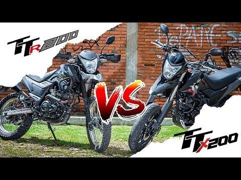 TTR 200 vs