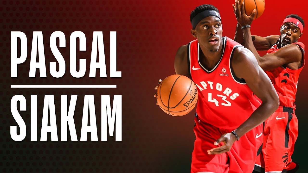 Download Pascal Siakam's Best Plays From The 2018-19 Season