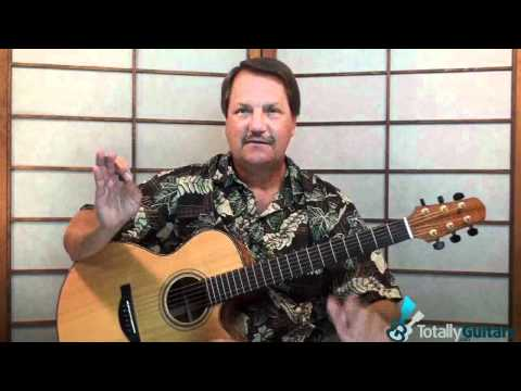 Crazy - Guitar lesson Preview - Willie Nelson