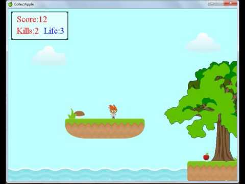 Repeat Pygame Functions: Making Sprites by Paget Teaches