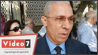 بالفيديو.. جمال زهران يطالب من أمام ضريح
