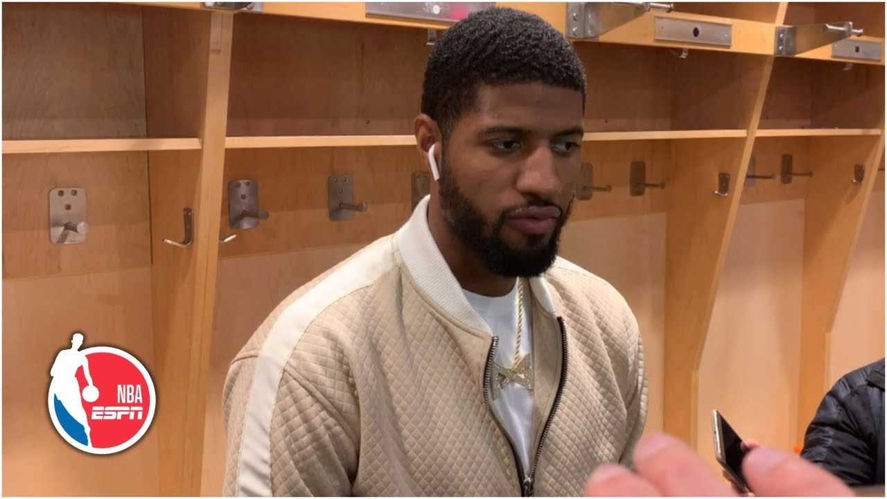 Paul George knows every team is trying to get the ball out of his hands   NBA on ESPN