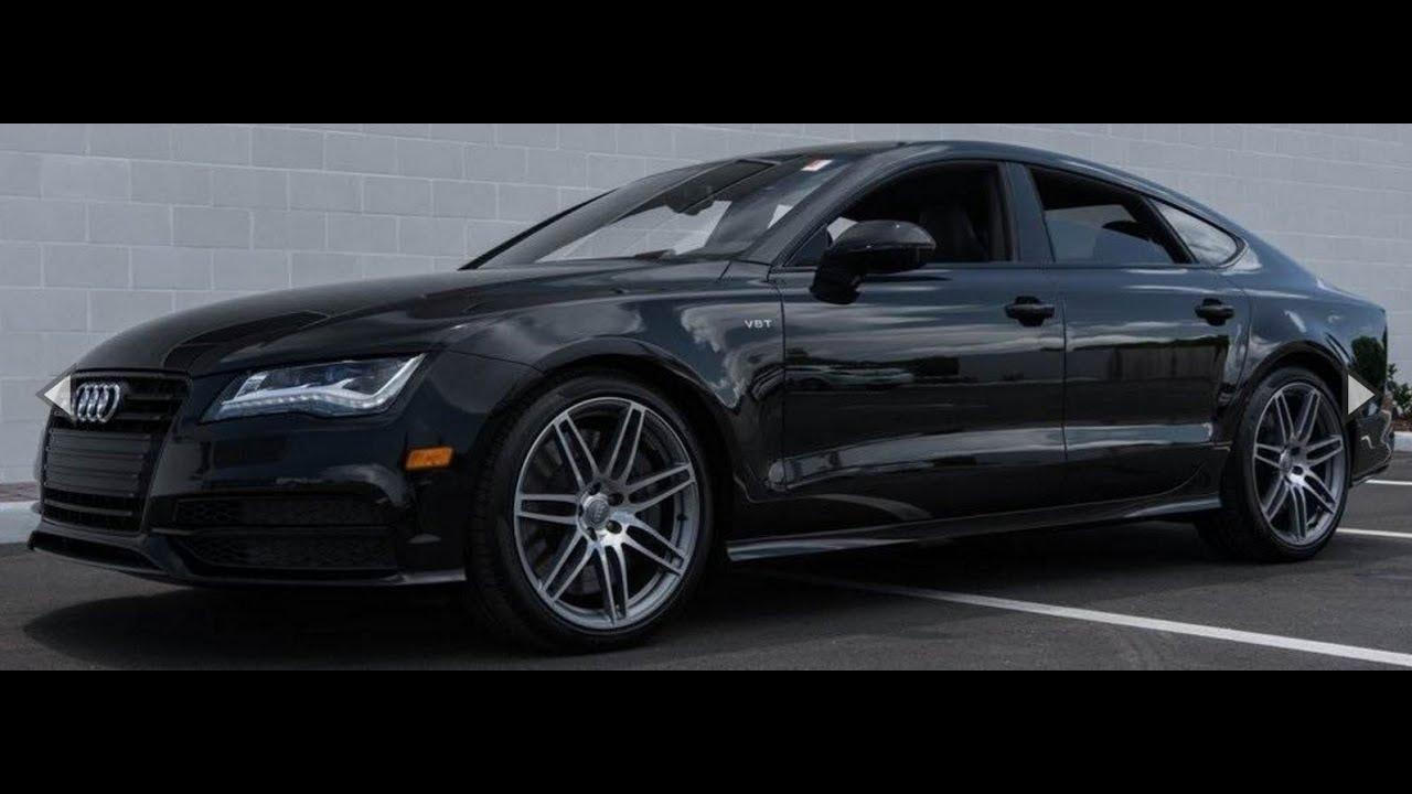 2014 Audi S7 4.0T Prestige quattro: Overview - YouTube