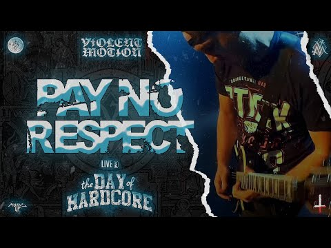 Pay No Respect - Live @The Day Of Hardcore 2016 - Angoulême [Full Set - Multi Cam] 09/04/2016