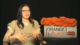 Laura Prepon on Orange is the New Black