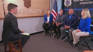 Police federation President Bob Kroll will not resign