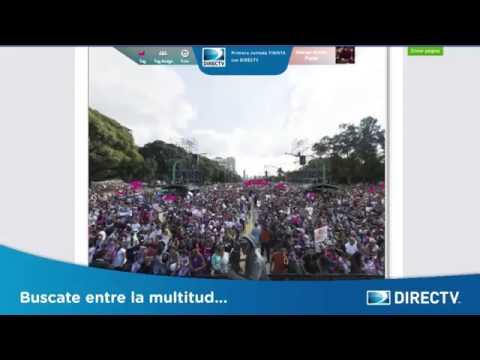 DIRECTV La Foto Más Grande