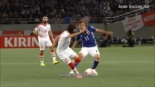 Japan 1 Syria 1 Kirin Cup 2017