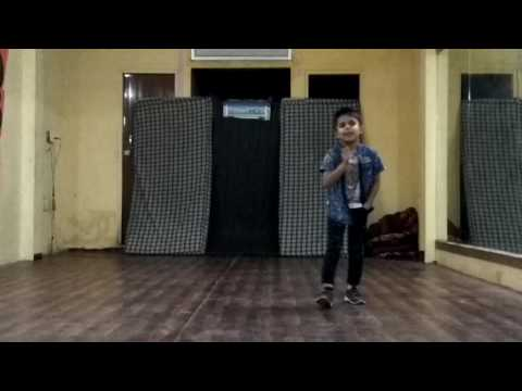 Hip Hop dance on Tera mera pyar by Arnav Pamnani