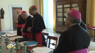 Première réunion du Conseil des cardinaux