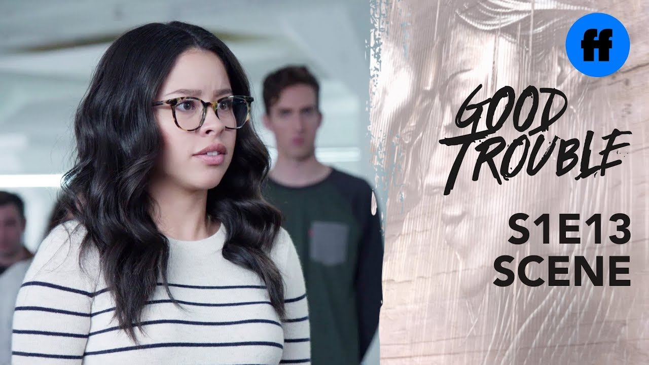 Download Good Trouble Season 1 Finale | Mariana & The Byte Club Stand Together | Freeform