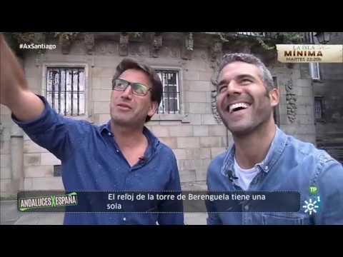 Andaluces por España | Santiago de Compostela