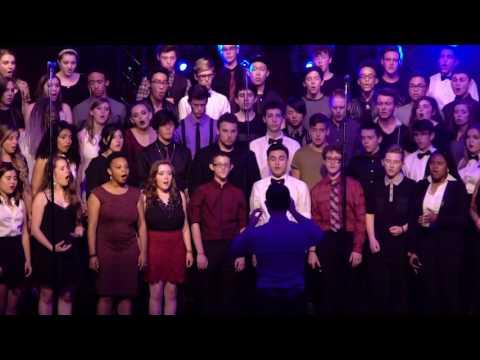 Academy Choir  Wade in the Water Spiritual