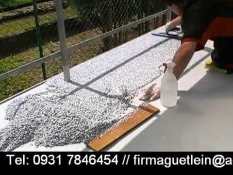 Großartig TrendFloor Steinteppich verarbeiten - Selbermachen macht Spaß  GF54