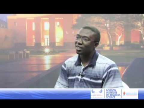 Academy of Management Africa Conference - Edson Niyonsaba