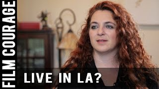 Do Screenwriters Need To Live In Los Angeles? by Lee Jessup