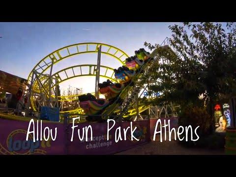 ALLOU FUN PARK ATHENS | GOPROHERO6