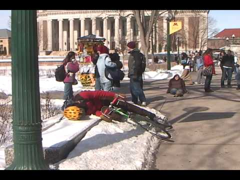 University of Minnesota Freeze