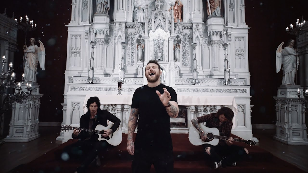 asking-alexandria-alone-in-a-room-acoustic