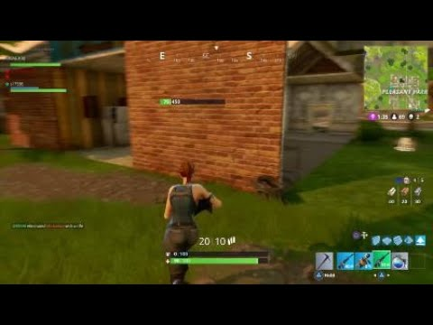Fortnite with explosives 1
