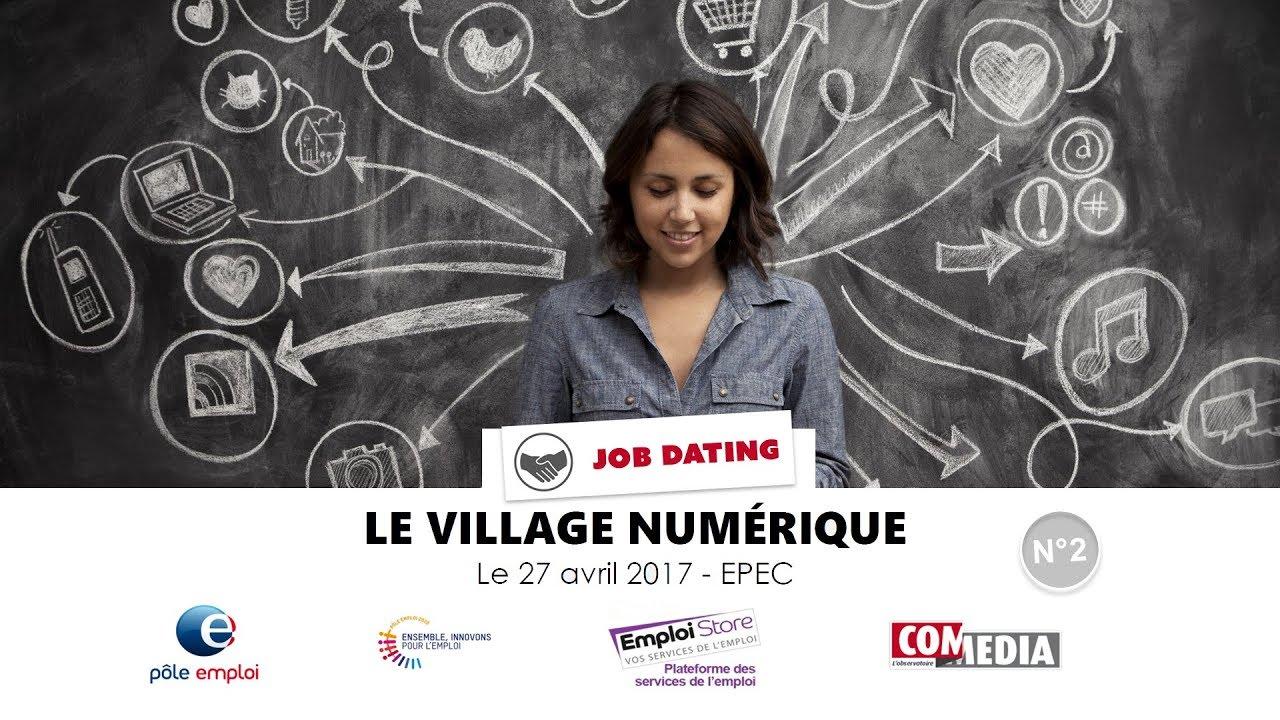 comment preparer un job dating