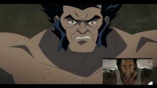 Animated X-Men Origins: Wolverine Trailer