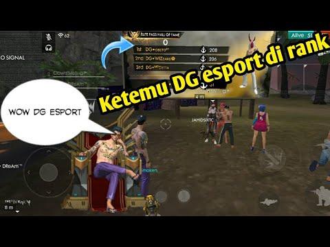 Ketemu Team DG Esport Di Ranked